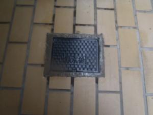 マンションの散水栓の取替え 神戸市垂水区
