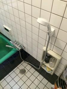 浴室混合水栓の取替え工事 神戸市長田区