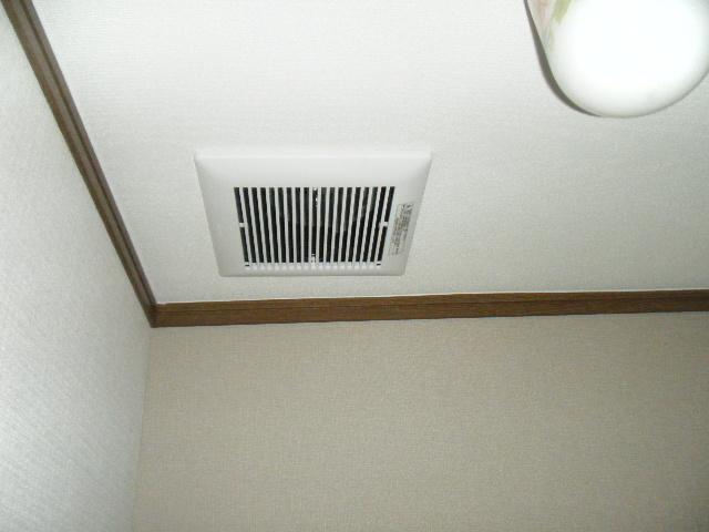 トイレ換気扇の交換 神戸市長田区
