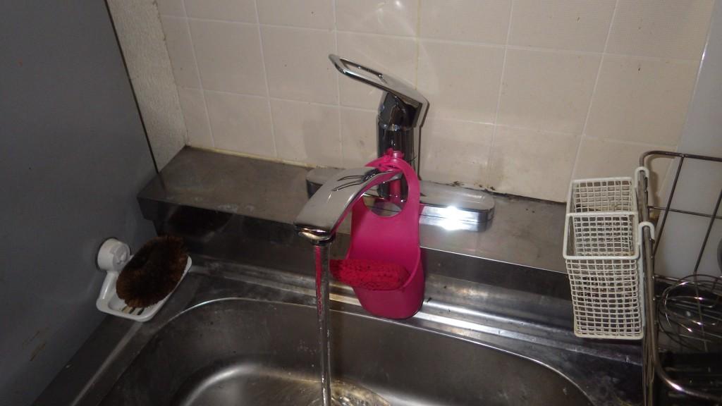 賃貸ハイツのキッチン水栓の取替工事 神戸市長田区