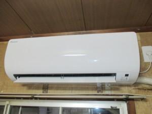 エアコンの取替え工事(ダイキンF36STES-W) 神戸市 須磨区