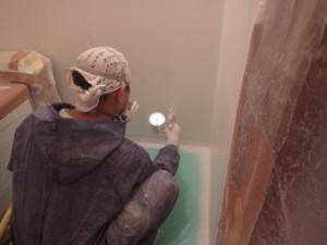 浴室再生リフォーム 神戸市 垂水区