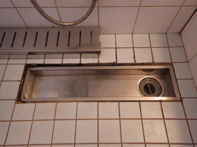 浴室排水ユニット ステンレス製グレーチング