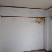 雨漏り 室内 壁 雨もり 水 剥がれ