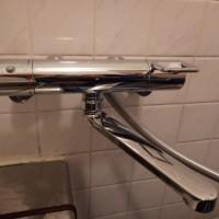 浴室 水栓 シャワー 交換 施工