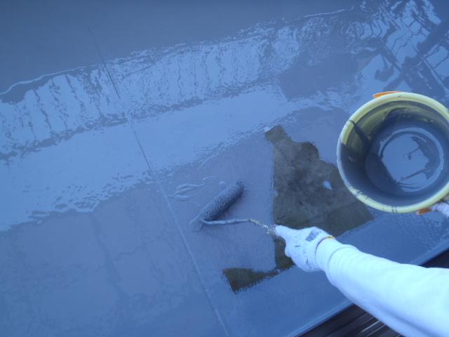 屋上 防水 水漏れ 塗装 作業 工事