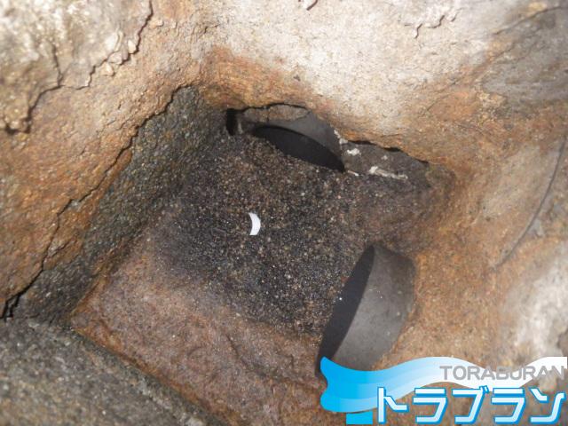 排水桝 交換 劣化 工事 雨漏り 壁