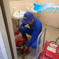 排水管 高圧洗浄 定期清掃 工事 施工