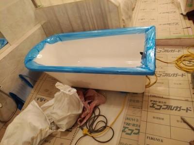 浴槽 アーバンシリーズ 据え置き型 舟形 湯船 トラブラン