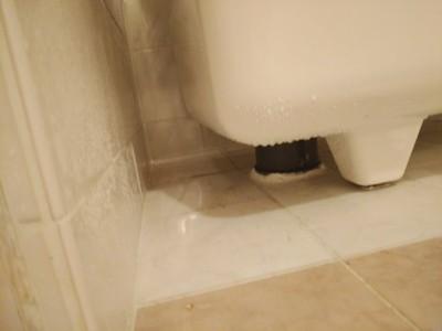 浴槽 排水口部分 設置 トラブラン 神戸 ホテル