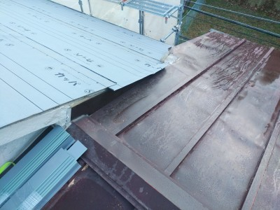 台風被害 雨漏り被害 修繕 屋根 トラブラン 神戸市