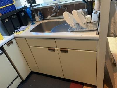 水漏れ箇所 原因 水栓 給湯管 漏れ 水ねれ 神戸市 トラブラン
