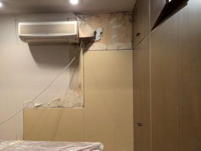 コンパネ交換 壁紙の張替 雨漏り修繕 トラブラン