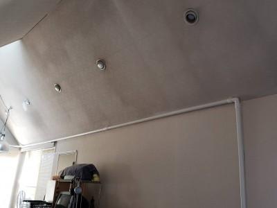 給湯管引換え後 化粧カバー 壁 神戸 トラブラン