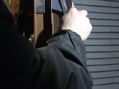 かんたんリモドア カードキー設置 トラブラン