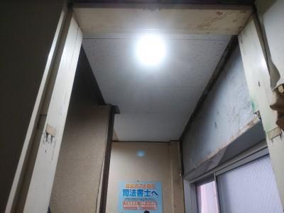 ジプトーン 天井材 施工 天井リフォーム トラブラン