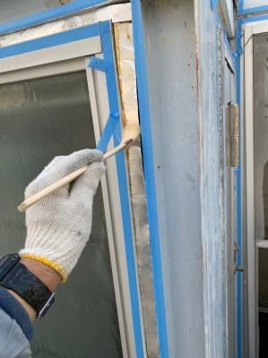 プライマー材 下塗り コーキング材 外壁材 トラブラン