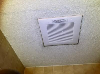 換気扇 漏水 トイレ ホテル 神戸市 トラブラン