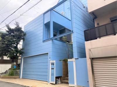 外壁リフォーム 修繕 塗装 神戸市 完成 トラブラン