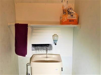 漏水 一次対応 応急処置 トイレ 水受け設置 ホテル 神戸市 トラブラン