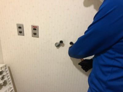 止水栓 水栓取外し 取替え工事 神戸市 トラブラン