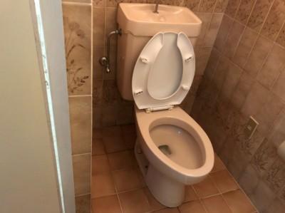 ホテル トイレ リフォーム 神戸市 トラブラン