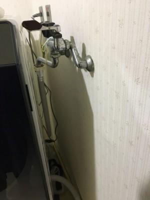 現場調査 水栓場所移動 提案 トラブラン 神戸市