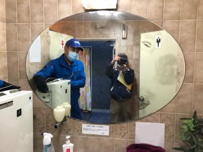 漏水 現調 鏡 腐食 神戸市 ホテル トラブラン