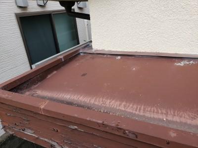 屋根改修 工事 外装 リフォーム 神戸市 トラブラン 施工前 塗装