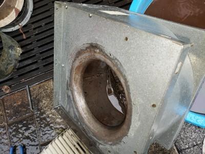 シロッコファン 洗浄後 コロナ対策 補助金対象 神戸市 トラブラン