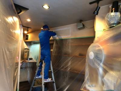 給付金申請 飲食店 換気対策工事 開口 トラブラン 神戸市 中央区