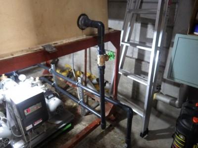 加圧給水ポンプ 設置 取替え工事 神戸市 トラブラン