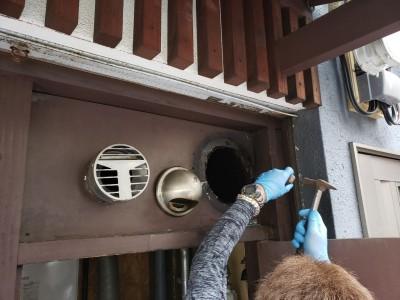 店舗 神戸市 換気扇 清掃 給付金 トラブラン 修繕工事