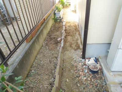 高圧洗浄 埋設配管 詰まり 解消 神戸市 トラブラン