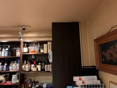 2階天井 被害状況 台風 漏水跡 雨漏り 保険対応 神戸市 トラブラン