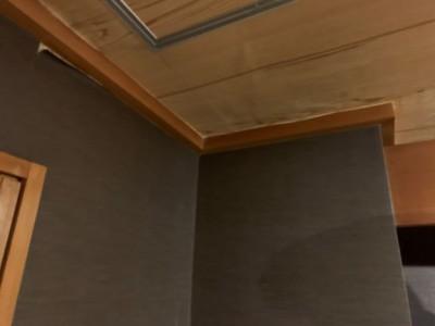 天井 雨漏り 屋上 水漏れ 修繕 改修工事トラブラン 神戸市