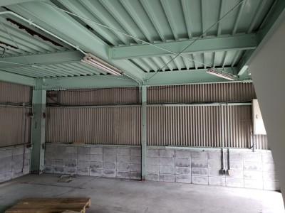 新事務所 改修工事 施工前 神戸市 トラブラン