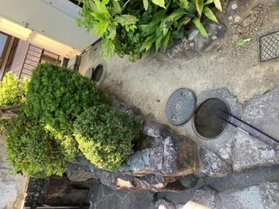 排水桝 詰まり 現場調査 交換工事 神戸市 トラブラン