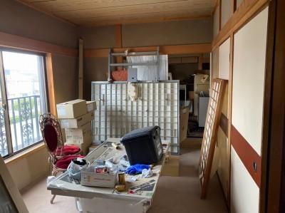 賃貸物件 施工前 現場調査 神戸市マンション トラブラン