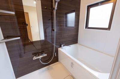 浴室 LIXIL リノビオ Pシリーズ 賃貸マンションリフォーム 神戸 トラブラン