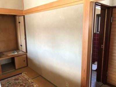 賃貸 物件 リフォーム前  現場調査 神戸市 鈴蘭台 トラブラン