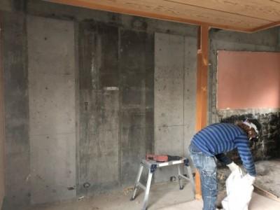 リフォーム 賃貸物件 和室 解体完了 神戸市 トラブラン