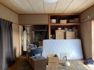 リフォーム前 工事前 3階 部屋のリフォーム 神戸市 トラブラン