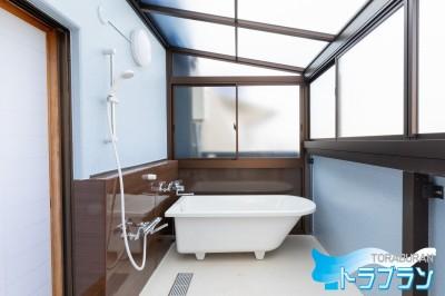 浴室設置 オーナー様 オーダー浴室 マンション リフォーム 神戸市 トラブラン