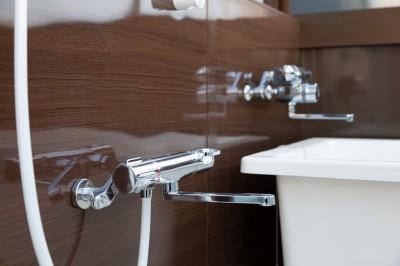 オーダー浴室完成 浴室水栓 ベランダ改装 オーナー様 神戸市 トラブラン