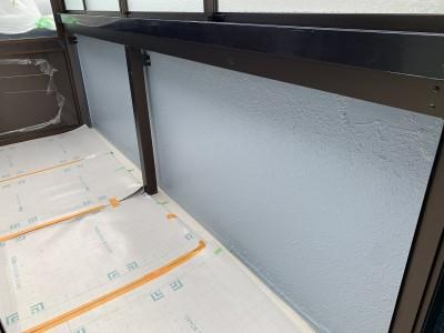 浴室内壁の塗装 オーダーメイド  浴室 改装 神戸市 トラブラン