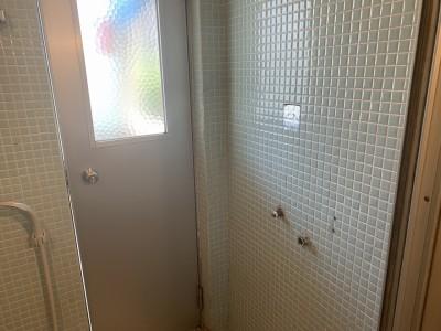 浴室 給湯管 閉じる 浴室リフォーム 神戸市 トラブラン