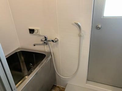 お風呂のリフォーム 短期施工が可能 完成 パネル工法 神戸市 トラブラン