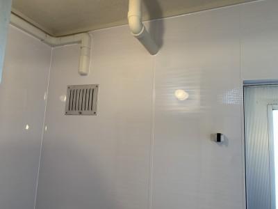 お風呂のリフォーム 短期施工が可能 リーズナブル パネル工法 神戸市 トラブラン