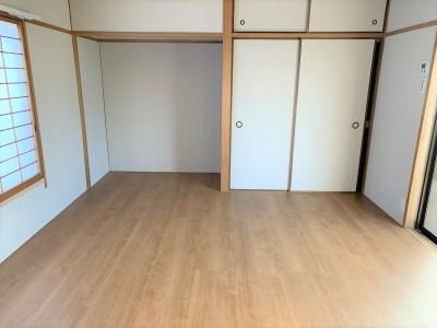 内装工事 壁紙 床 リフォーム 完成 神戸市 トラブラン